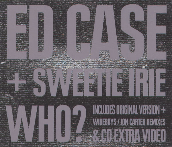 Ed Case - Who