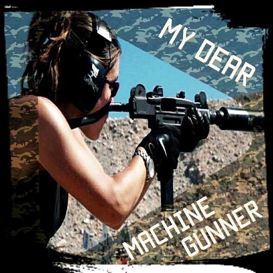 ARchi.A - My Dear Machine Gunner
