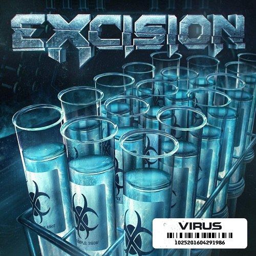 Excision - Drowning (feat. Akylla)