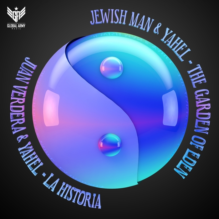 Jewish Man & Yahel - The Garden Of Eden (Original Mix)