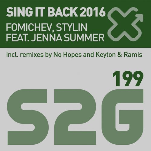 Fomichev, Stylin feat. Jenna Summer - Sing It Back 2016 (Original Mix)