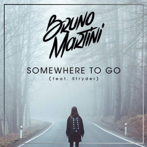 Bruno Martini, Stryder – Somewhere To Go (Extended Version)
