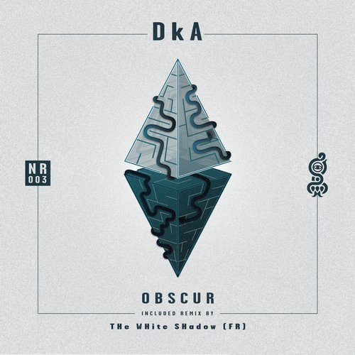 DkA - Obscur (THe WHite SHadow (FR) Remix)