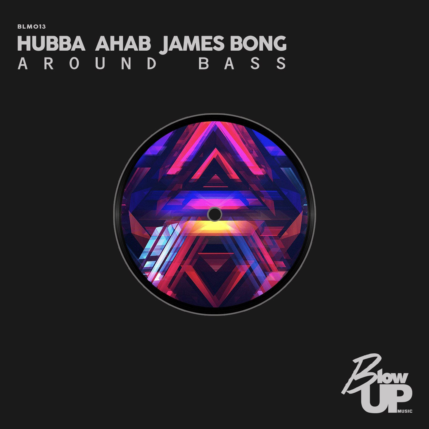 Hubba vs. Ahab & James Bong - Around Bass (Original Mix)