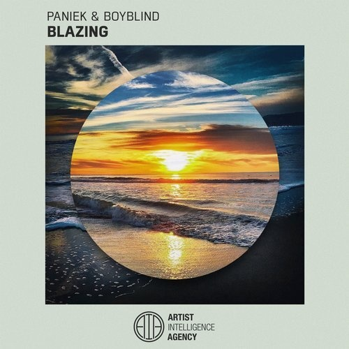 Paniek, Boyblind - Blazing (Original Mix)