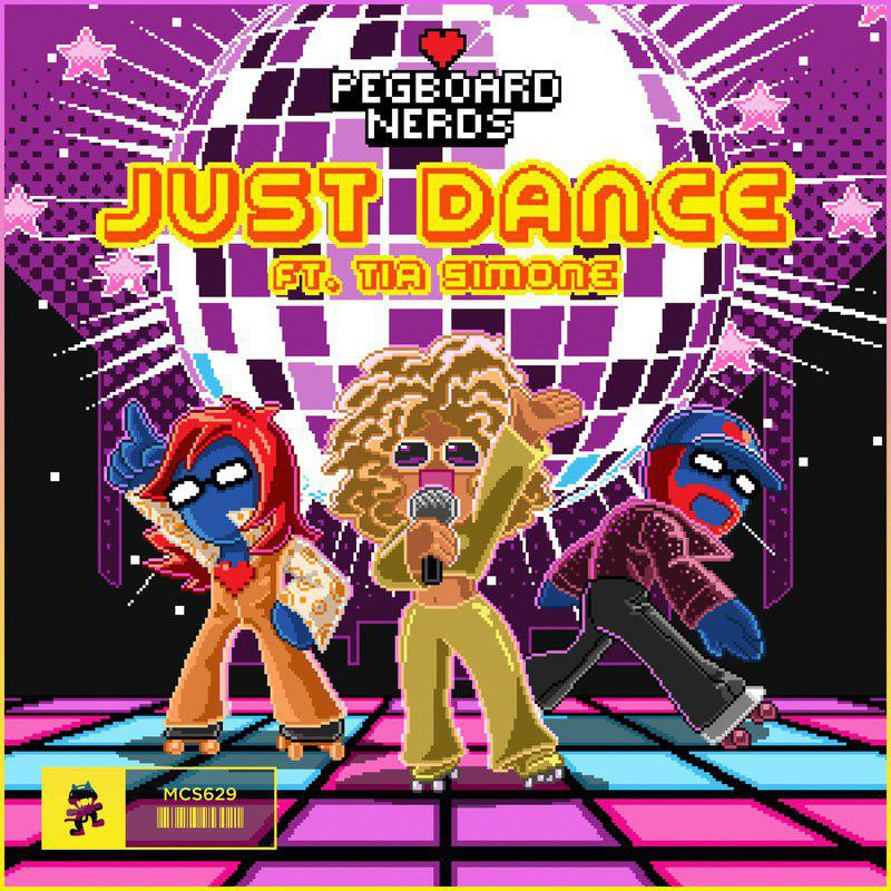 Pegboard Nerds - Just Dance (feat. Tia Simone)