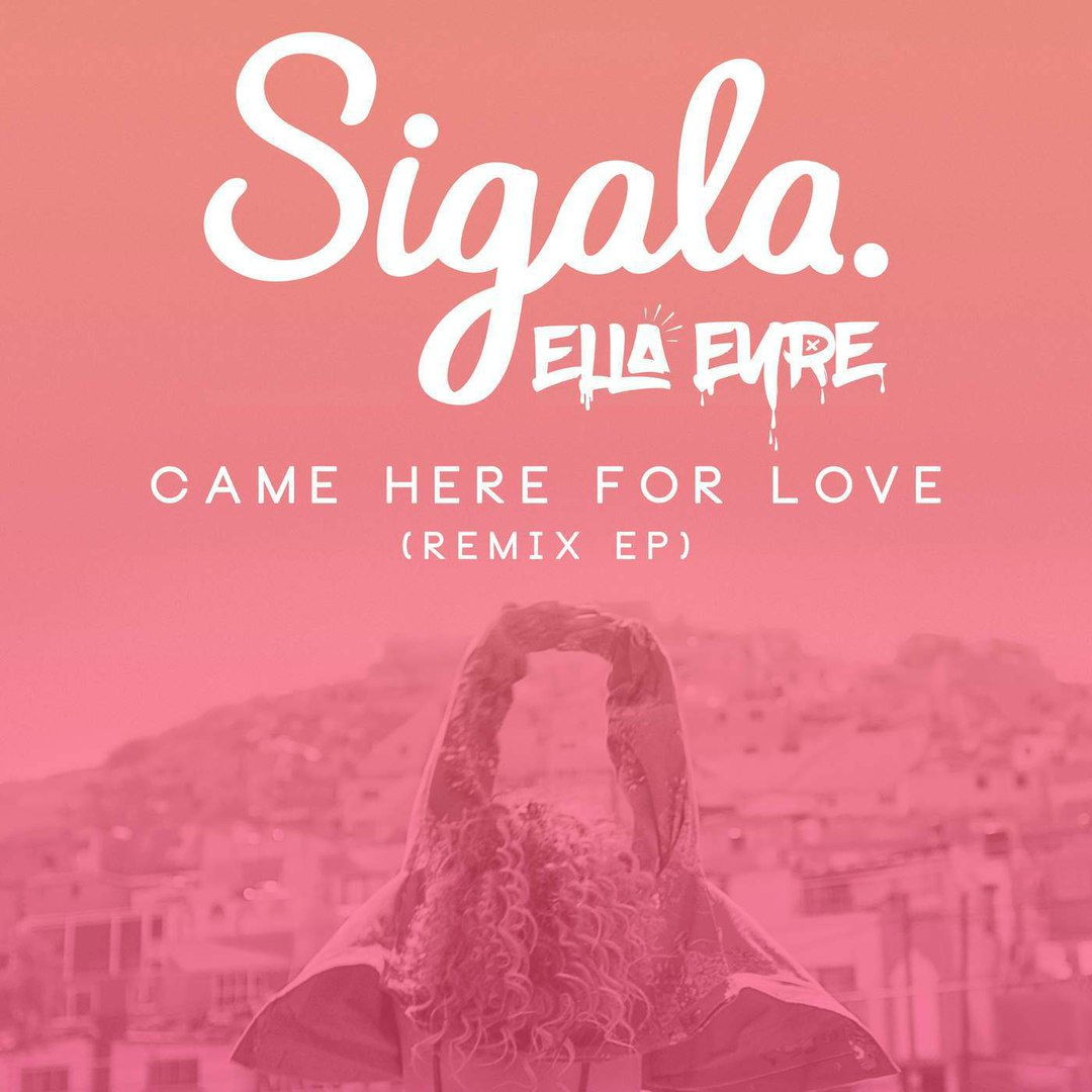 Sigala - Came Here For Love (Nora En Pure Remix)