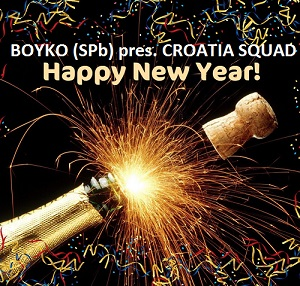 Boyko (SPb) Pres. - Croatia & Friend's Januar 2018 Mix