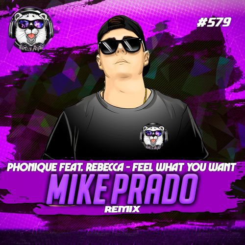 Phonique feat. Rebecca – Feel What You Want (Mike Prado Remix)