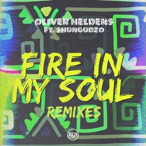 Oliver Heldens & Shungudzo - Fire In My Soul (Leandro Da Silva Extended Mix)