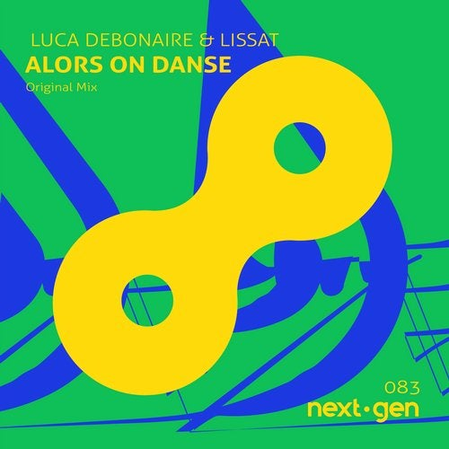 Luca Debonaire, Lissat - Alors On Danse (Original Mix)