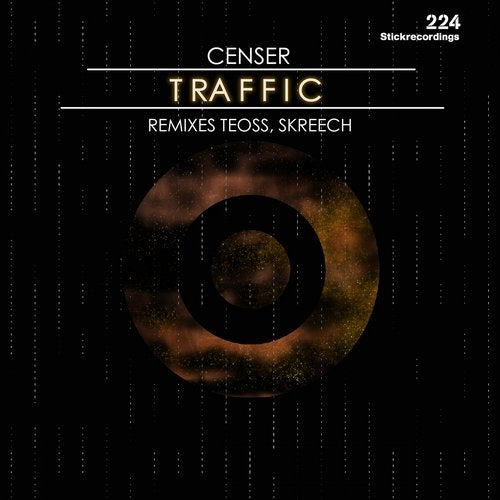 Censer - Traffic (Original Stick)