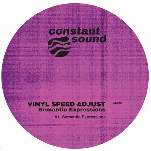 Vinyl Speed Adjust - Semantic Expressions (DoubtingThomas Remix)