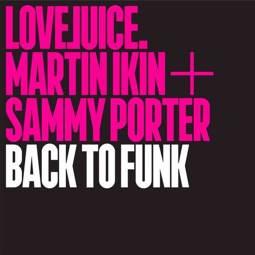 Martin Ikin & Sammy Porter - Back To Funk (Extended Mix)