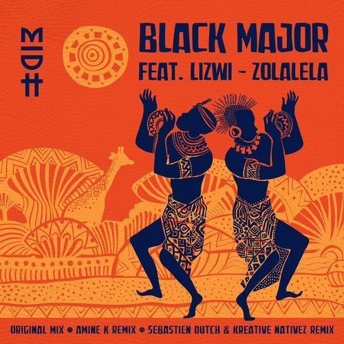 Black Major, Lizwi - Zolalela (Sebastien Dutch vs Kreative Nativez Remix)