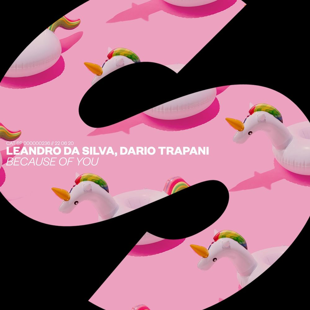 Leandro Da Silva & Dario Trapani - Because Of You (Extended Mix)