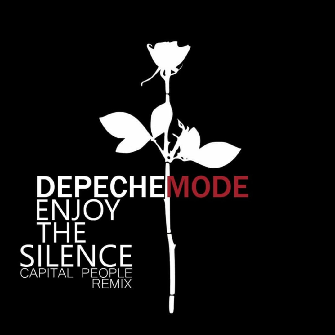 Depeche Mode - Enjoy The Silence (Capital People Extended Remix)