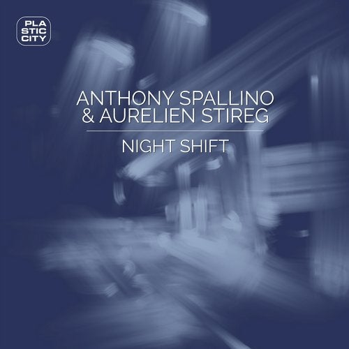 Aurelien Stireg, Anthony Spallino - Night Shift (Dan Corco Remix)