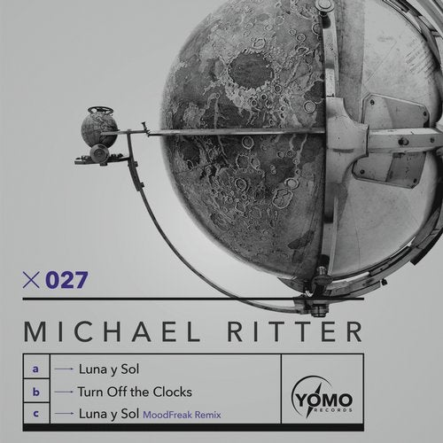Michael Ritter - Turn Off the Clocks (Original Mix)