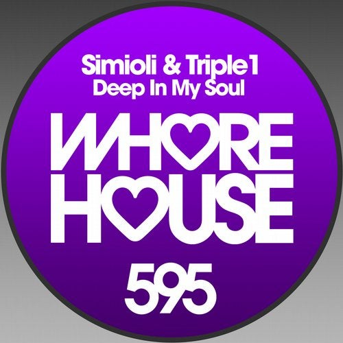 Simioli, Triple1 - Deep In My Soul (Original Mix)