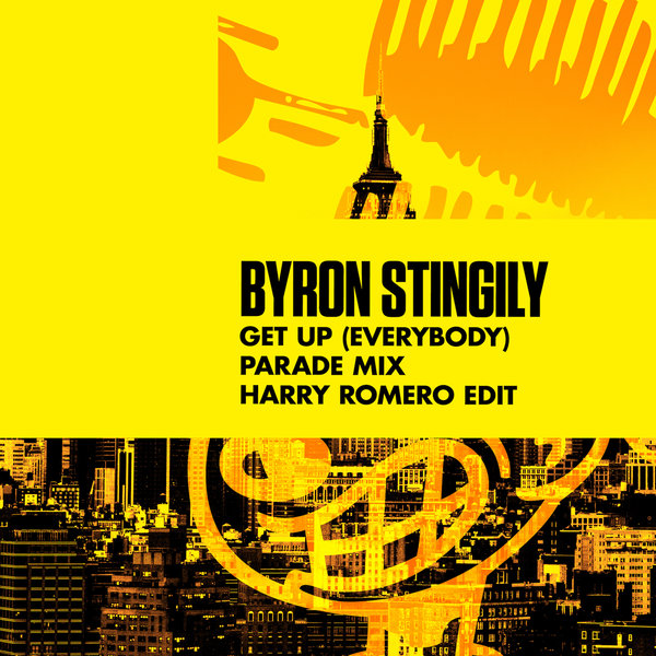 Byron Stingily - Get Up (Everybody) (Parade Mix - Harry Romero Edit)