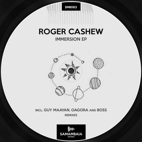 Roger Cashew - Immersion (Guy Maayan Remix)
