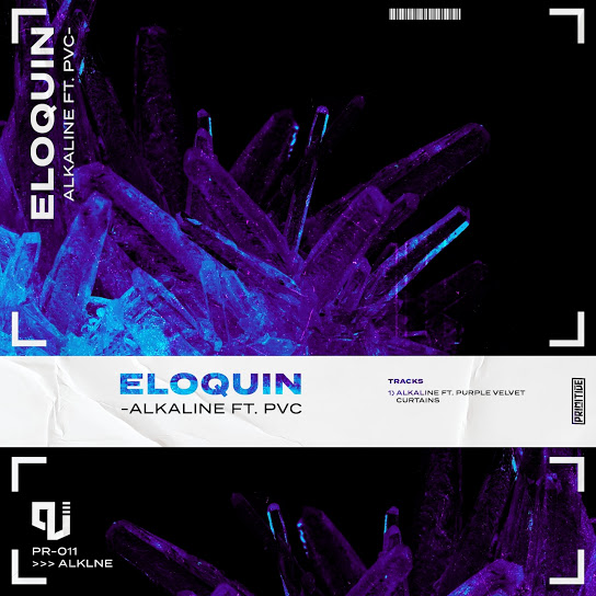 Eloquin feat. Purple Velvet Curtains - Alkaline (Original Mix)