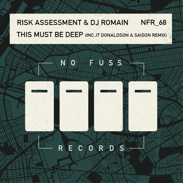 Risk Assessment, DJ Romain - This Must Be Deep (JT Donaldson & Saison Remix)