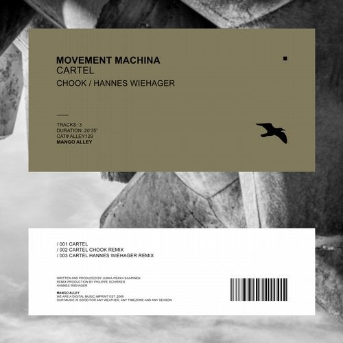 Movement Machina - Cartel (Hannes Wiehager Remix)