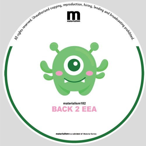 Back 2 EEA - Hammond Party (Extended Mix)