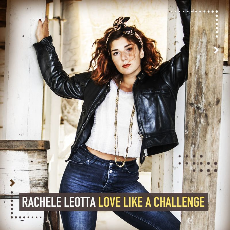 Rachele Leotta - Love Like a Challenge (Club Cut)
