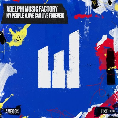 Adelphi Music Factory - My People (Love Can Live Forever) (Club Mix)