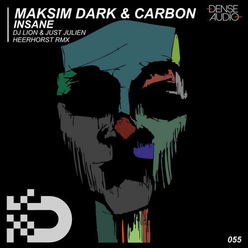 Maksim Dark, Carbon - Insane (Heerhorst Remix)