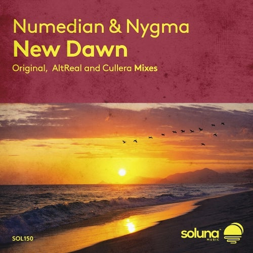 Numedian & Nygma - New Dawn (Cullera Remix)