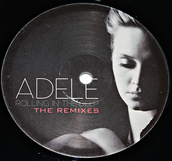 Adele - Rolling In The Deep (Fabrication Edit)