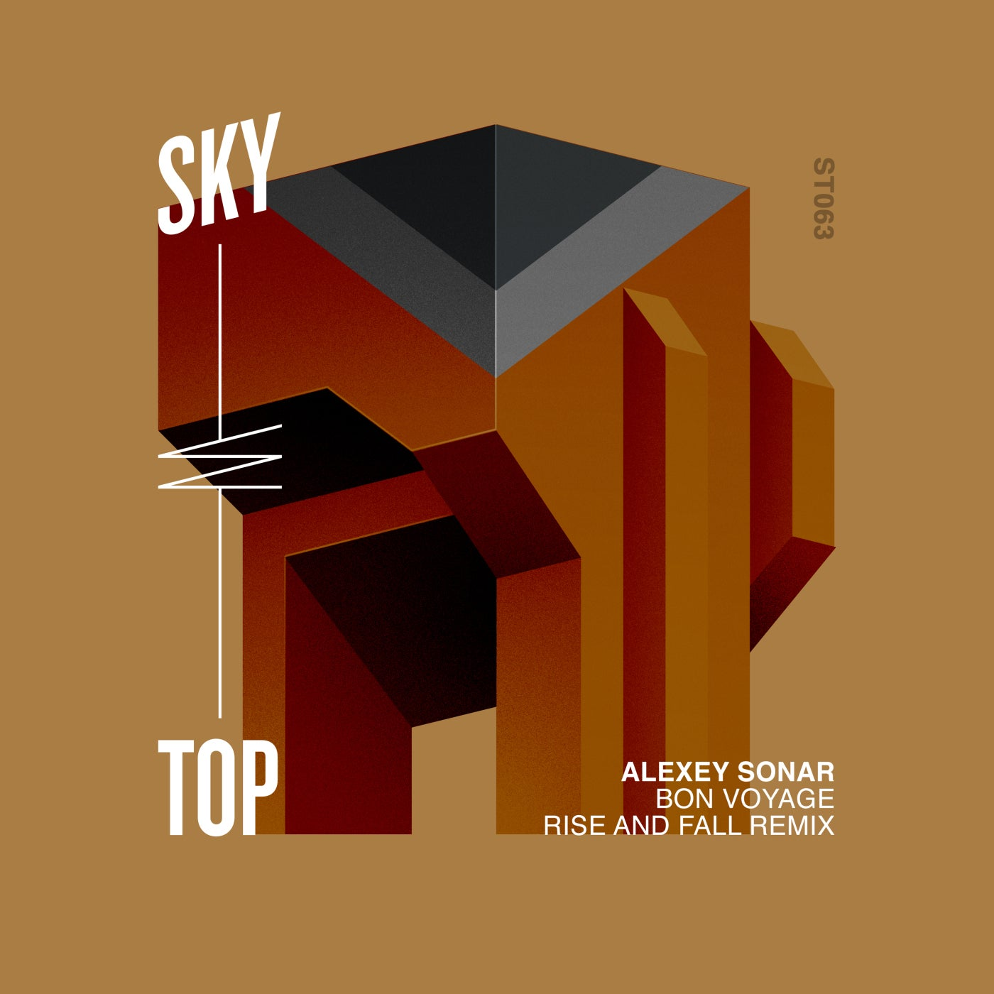 Alexey Sonar - Bon Voyage (Rise And Fall Extended Remix)