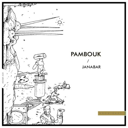 Pambouk - Forest Language (Original Mix)