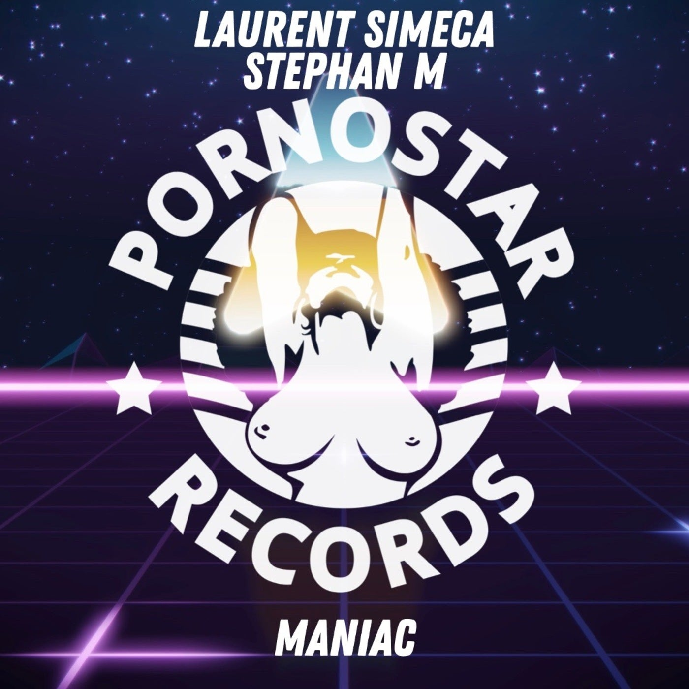 Laurent Simeca & Stephan M - Maniac (Original Mix)