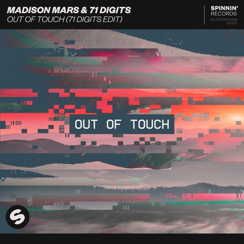 Madison Mars, 71 Digits - Out Of Touch (71 Digits Extended Edit)