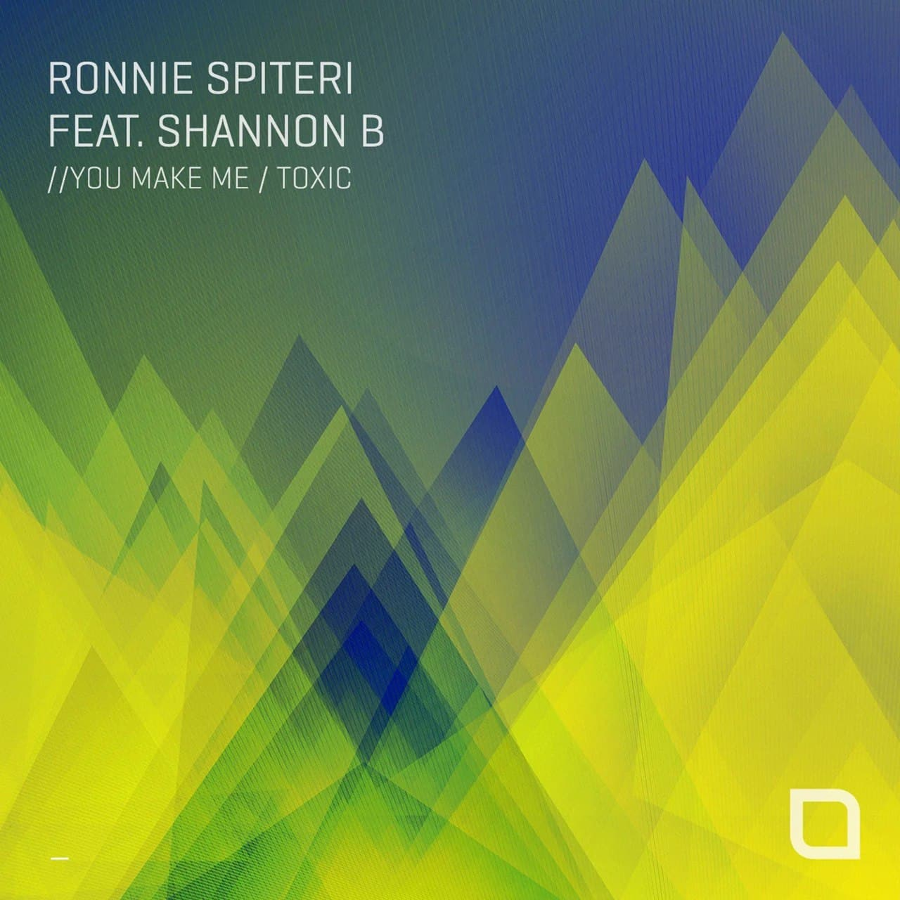 Ronnie Spiteri Feat. Shannon B - You Make Me (Original Mix)