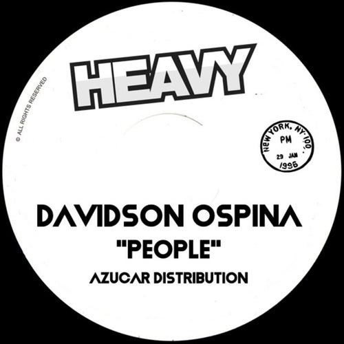 Davidson Ospina - People (House Edit)
