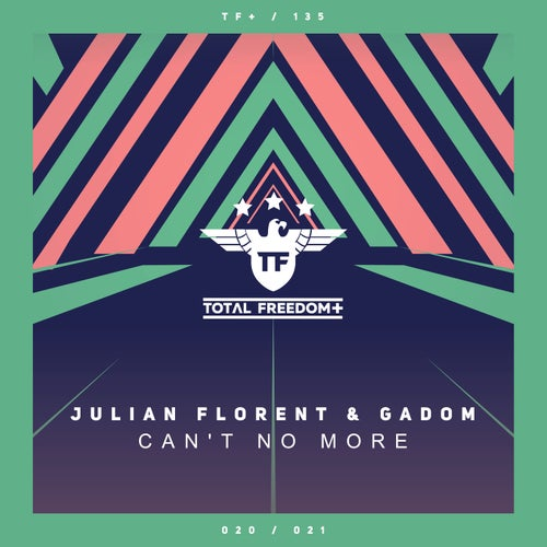 Julian Florent, Gadom - Can't No More (Extended Mix)