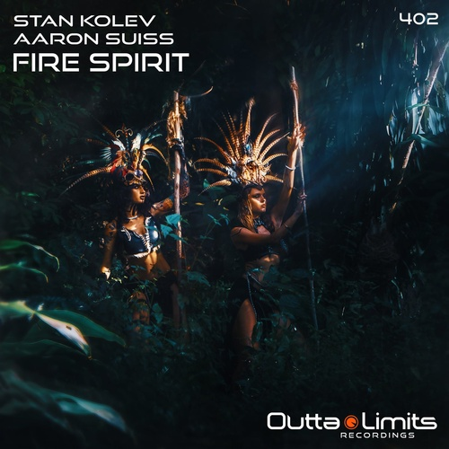 Stan Kolev, Aaron Suiss - Fire Spirit (Original Mix)