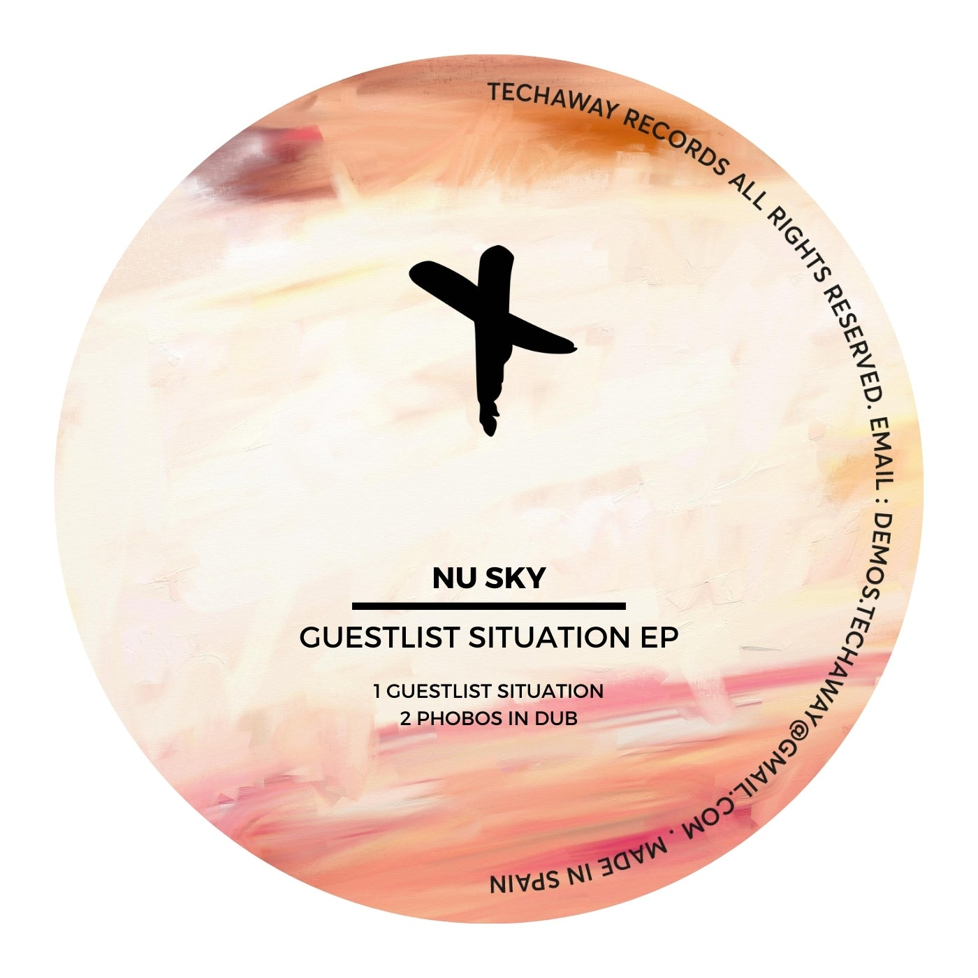Nu Sky - Guestlist Situation (Extended Mix)