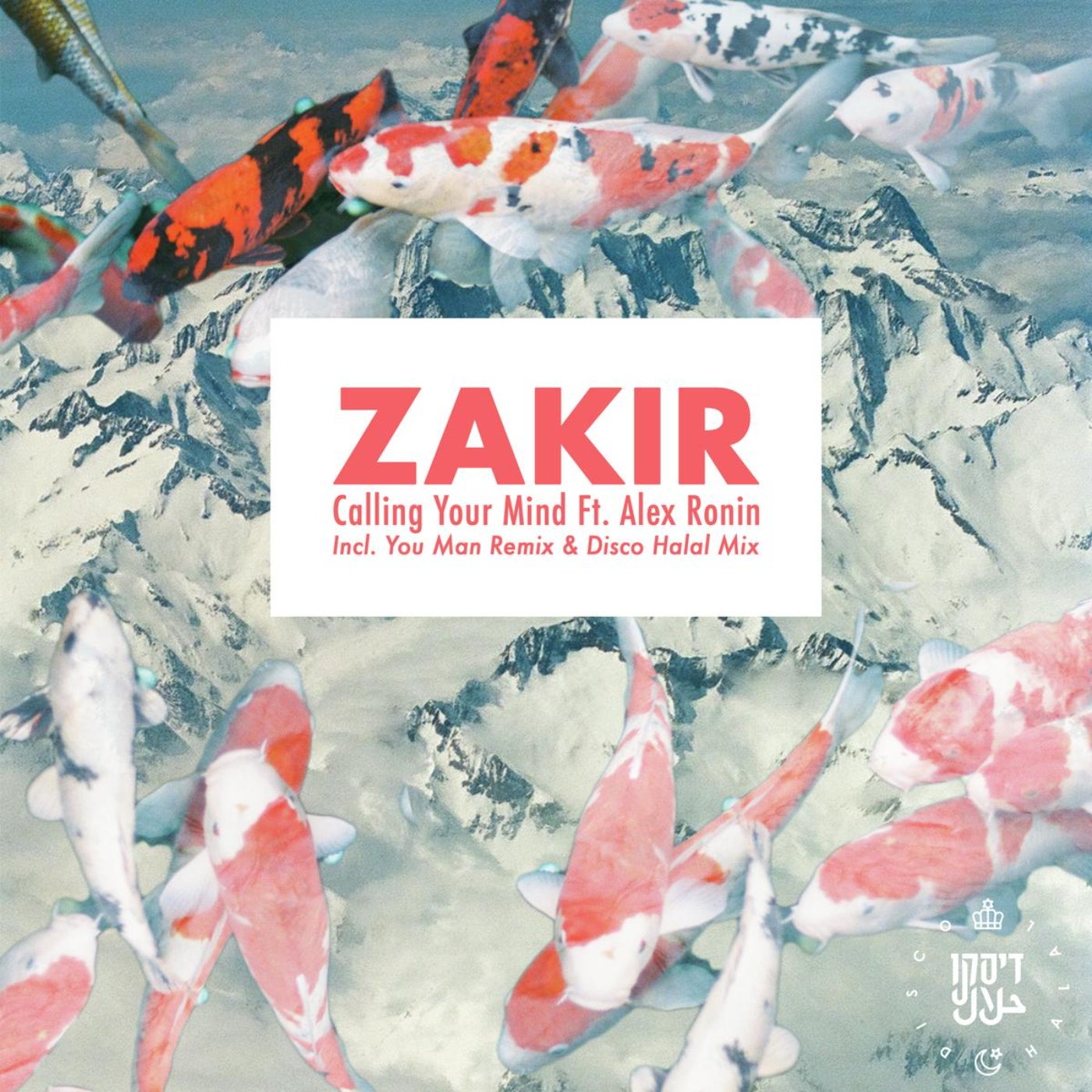 Zakir - Calling Your Mind (feat. Alex Ronin) (Extended)
