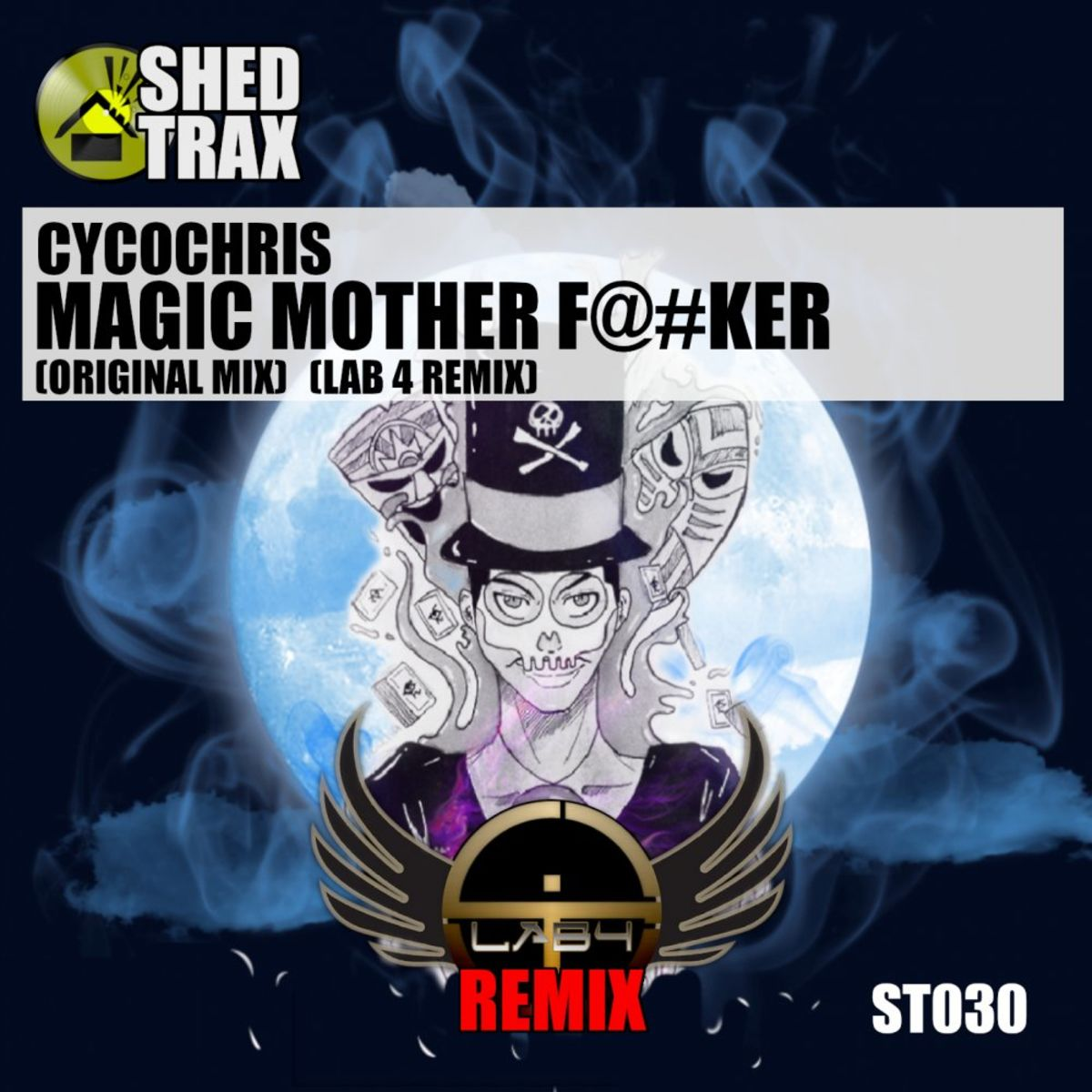 Cycochris - Magic Mother Fucker (Lab 4 Remix)