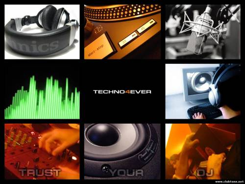 techno 4ever, trust you dj предпросмотр