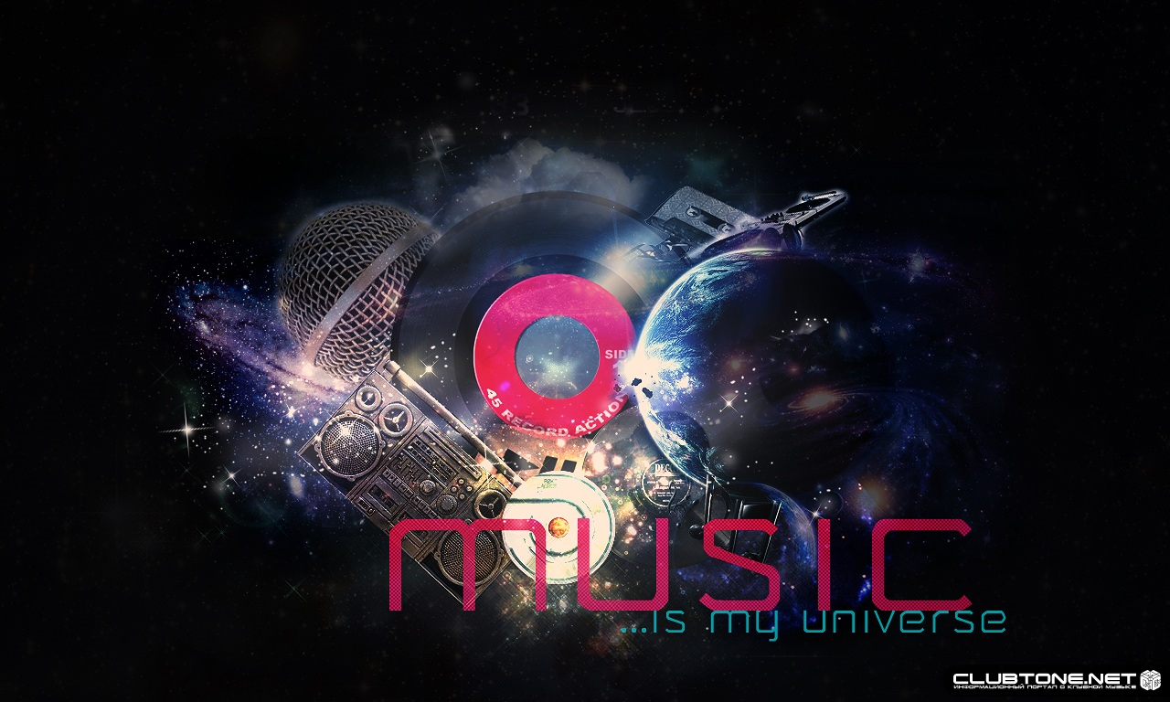 Music Is My Universe