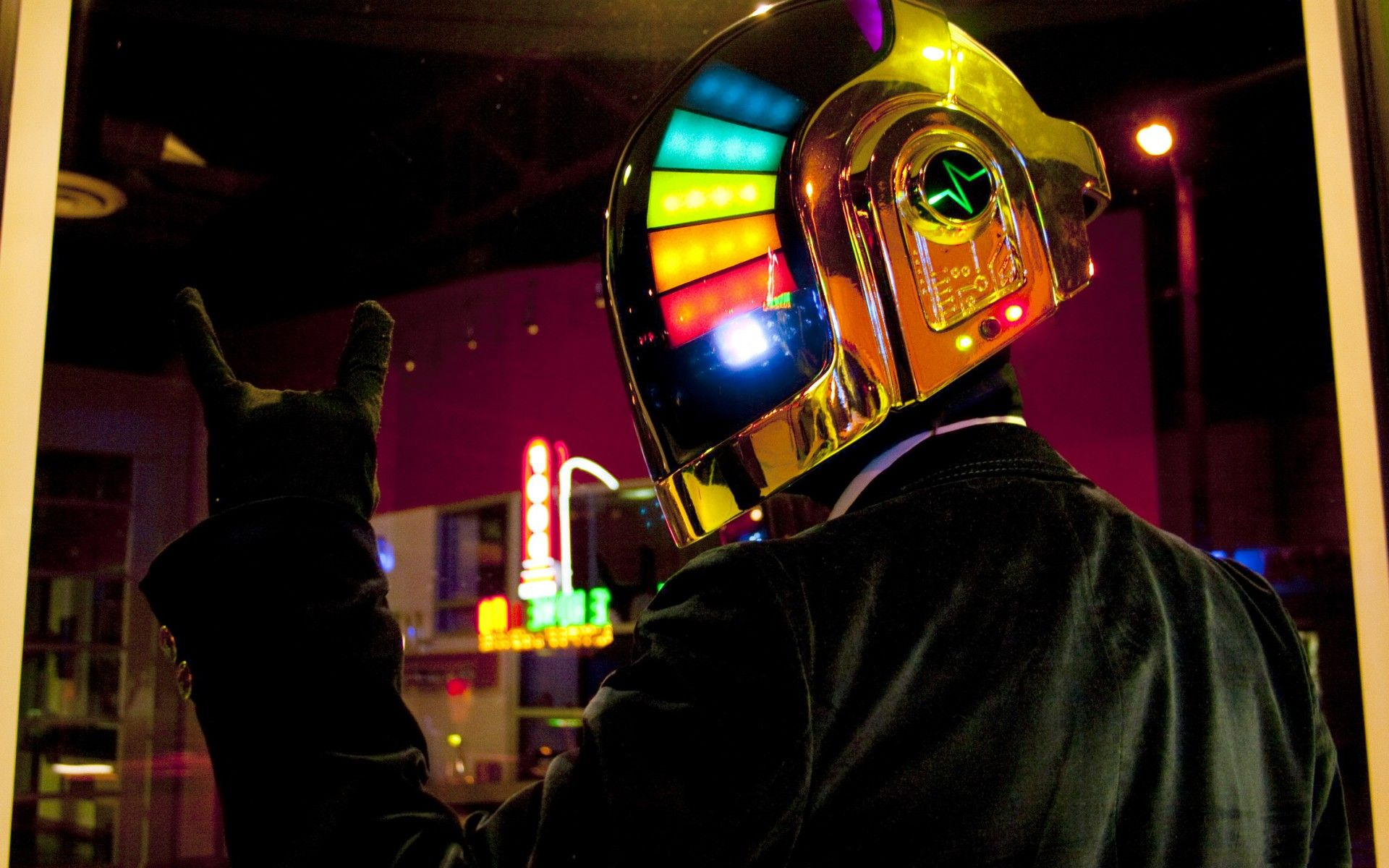 Daft Punk photo 16